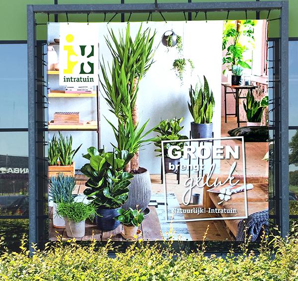 kamerplanten billboards